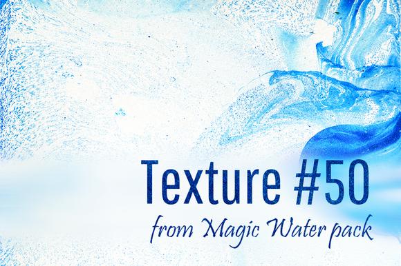 Magic Water. Texture #50 - Textures