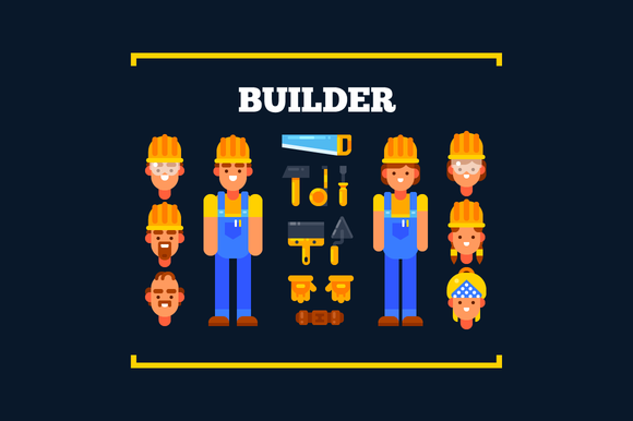 Builders And Tools