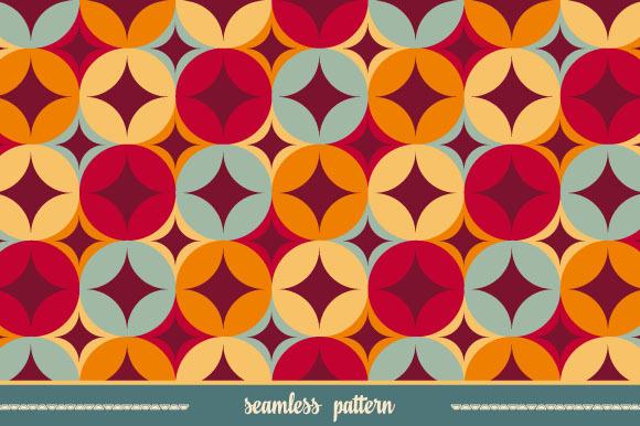 Seamless pattern. Geometric print. - Patterns