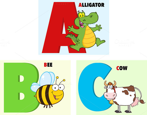 ABC Funny Alphabet Collection