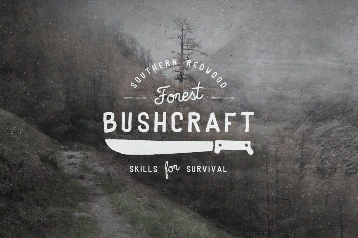 Logos from the Great Outdoors ~ Logo Templates on Creative ...