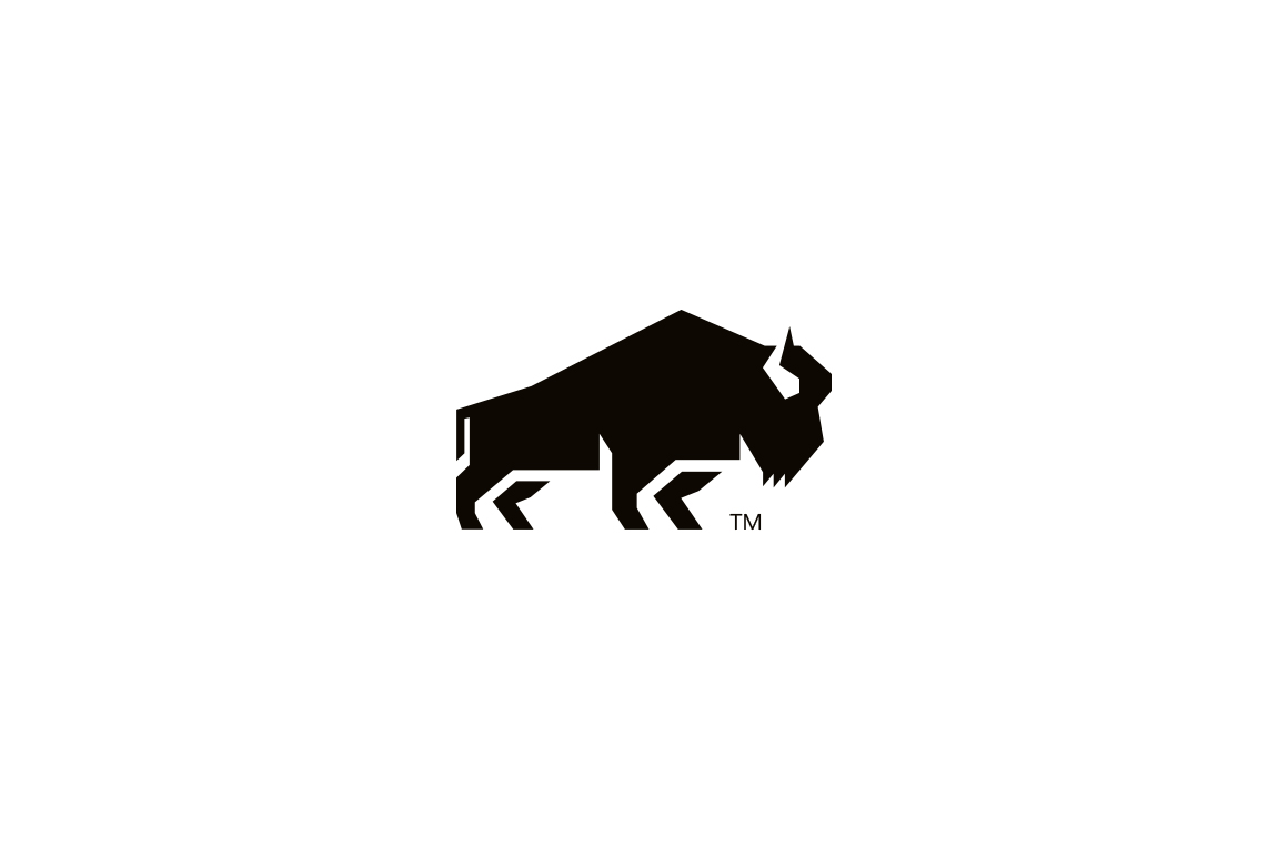 Bison logo - photo#10