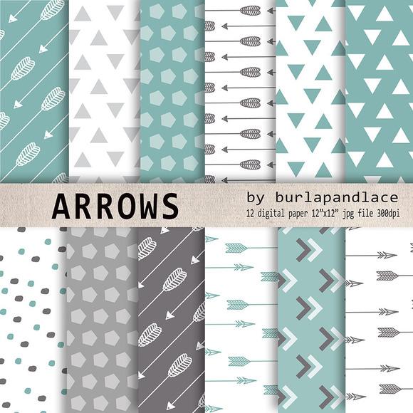 Arrows Digital Paper