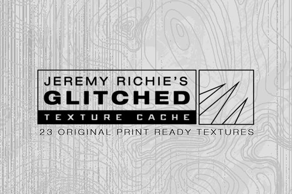GLITCHED - Texture Cache NO.2 - Textures