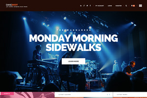 Keronchong - Music, Event Band Theme