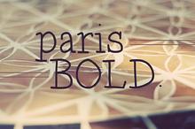 Paris Bold