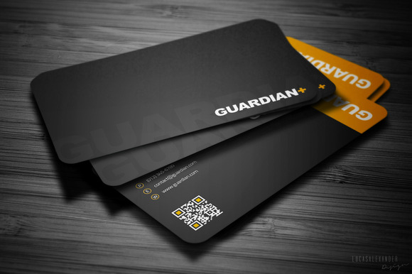 CreativeMarket - Safety Business Card 29258 | Graphic