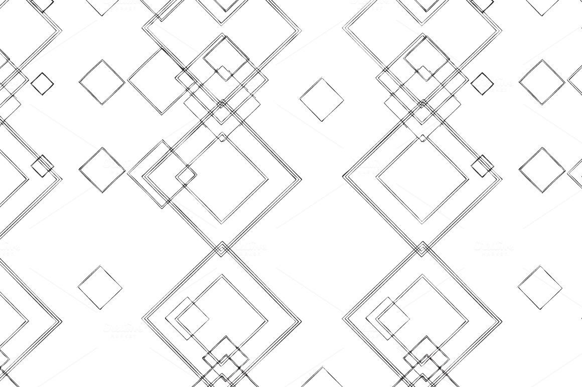 Cheap Geometric Seamless AI Pattern ~ Patterns on Creative