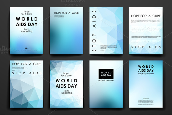 World aids day brochure templates brochure templates on for Hiv aids brochure templates