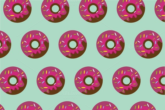 Bright Donut