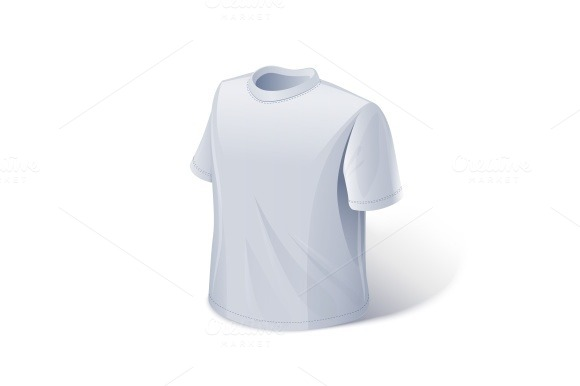 T-shirt. Sports wear. - Illustrations