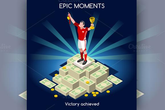 Football Champion Epic Moments