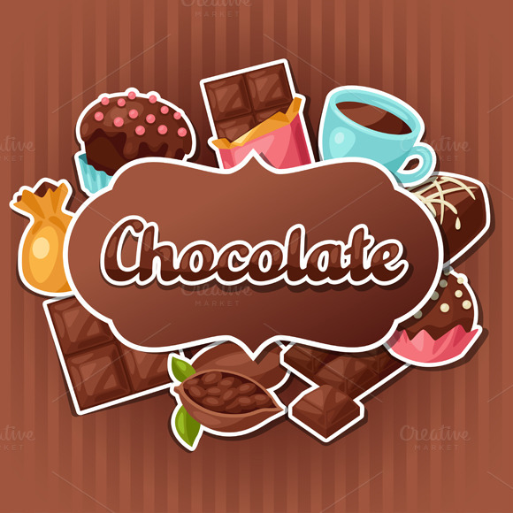 Chocolate Backgrounds