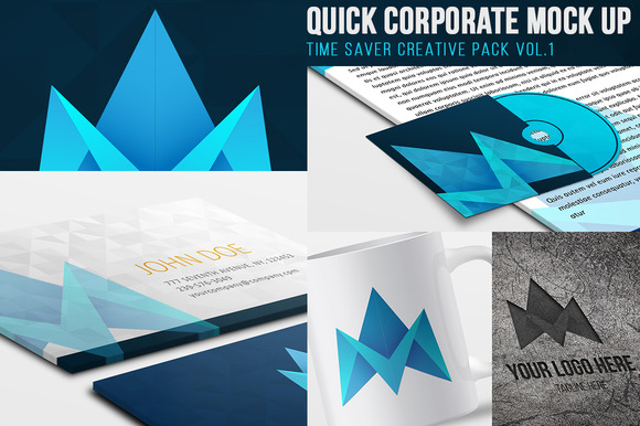 Corporate Time Saver Pack Vol.1