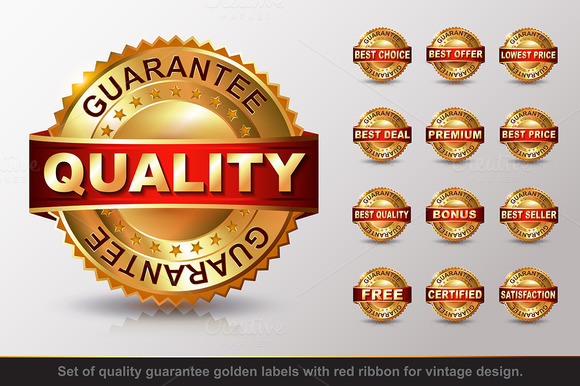 Set Of Quality Golden Labels