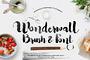Typographer's December Dream Bundle - Script - 19