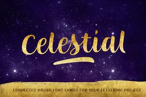 Celestial Brush + bonus!