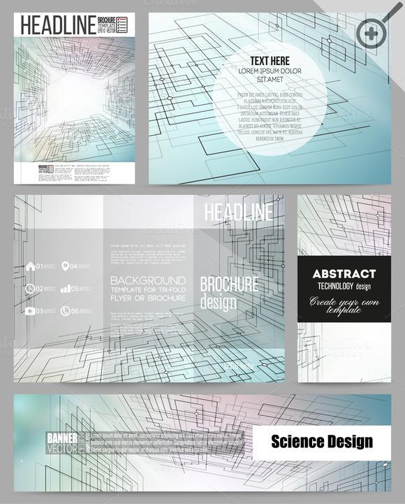 Corporate templates v.1 - Illustrations