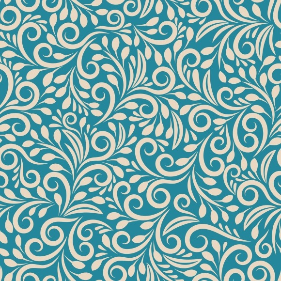 Seamless floral pattern ~ Graphics on Creative Market