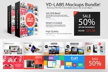 Devices Mockups Bundle Deal
