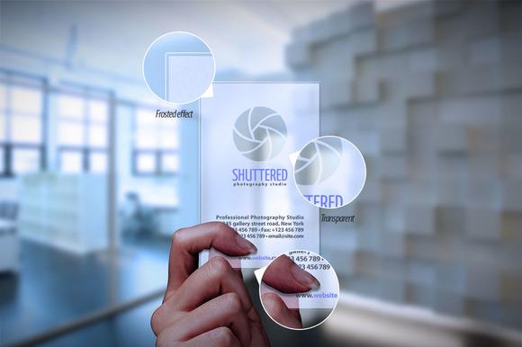 Transparent business card mockup 461397 heroturko download transparent business card mockup 461397 reheart Image collections