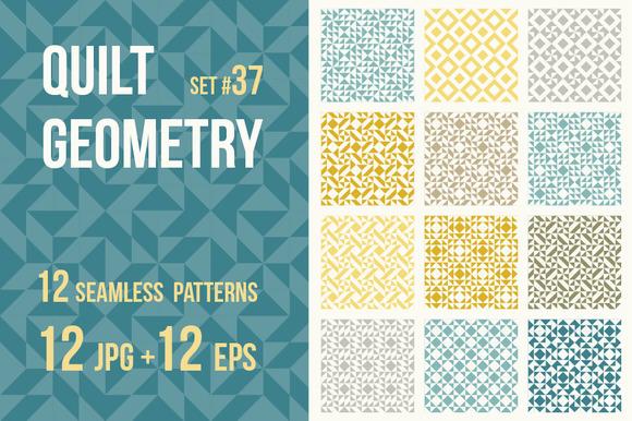 Quilt Geometry #37