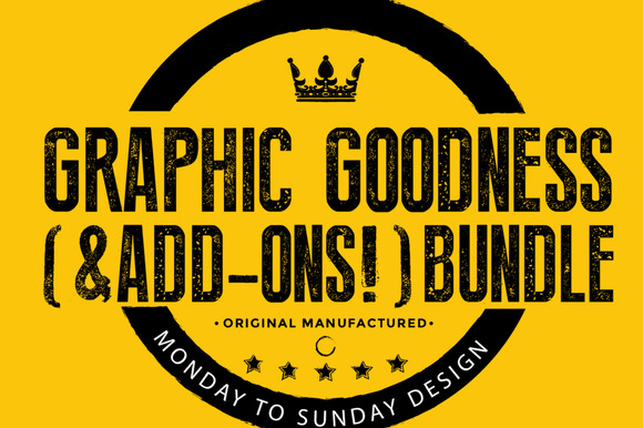 Graphics Add-on Bundle ALL Of It