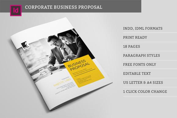 CM - Corpo Business Proposal 465176