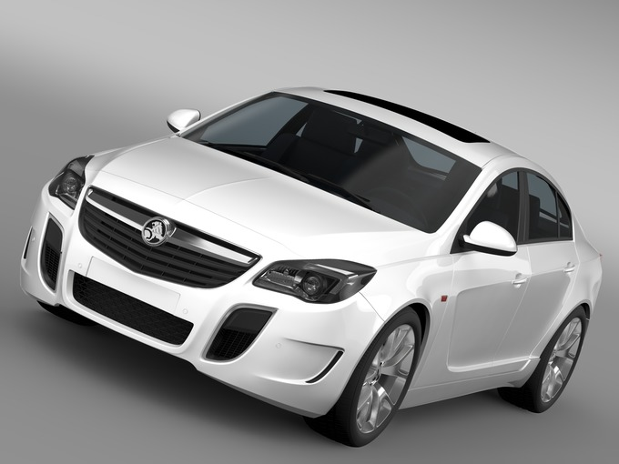 Holden Insignia VXR 2016