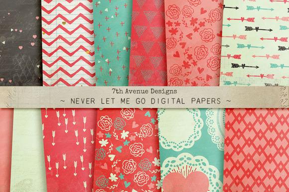 Never Let Me Go Digital Papers