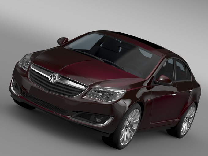 Vauxhall Insignia Hatchback 2015