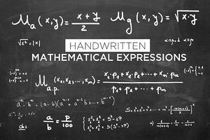 Handwritten Mathematical Expressions