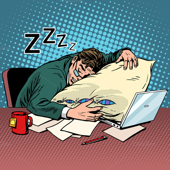 Worker Dream Workplace Fatigue