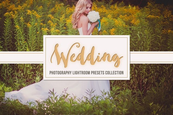 Wedding Lightroom Presets Collection - Actions