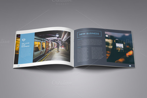 Corporate Landscape Brochure   Heroturko Download