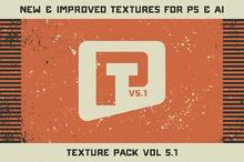 Texture Pack Vol. 5 Vector Textures
