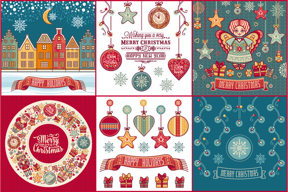 CM - Christmas Cards Bundle Bonus 476039