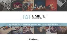 Emilie - Photography Portfolio WP