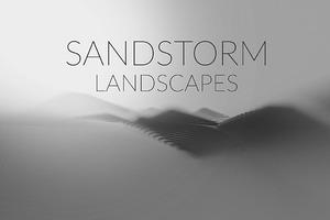 Sandstorm Landscapes