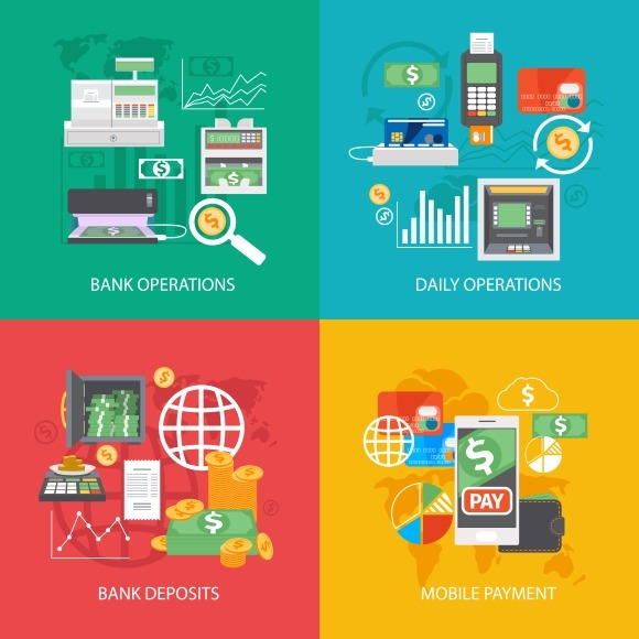 Bank Equipment And Payment Concepts