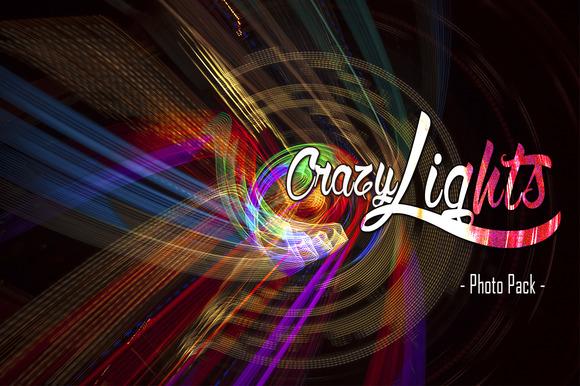 Crazy Lights 45 Photo Pack