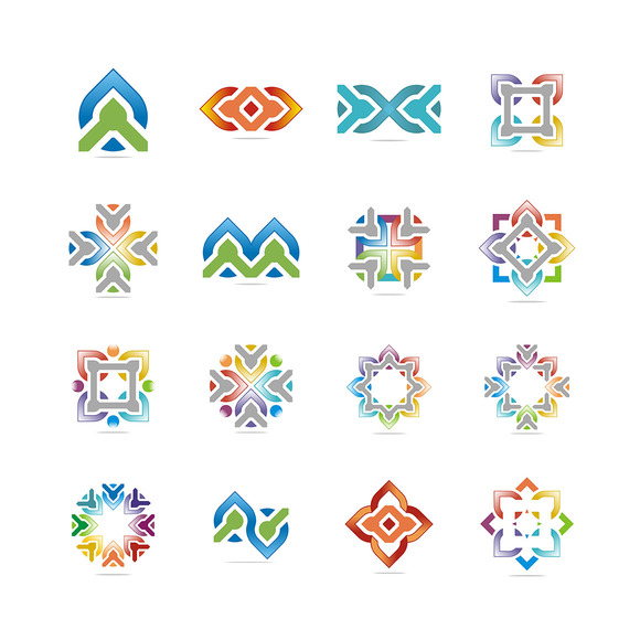 Graphic Vector Suitable For Logo#129