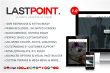 LastPoint WordPress Theme