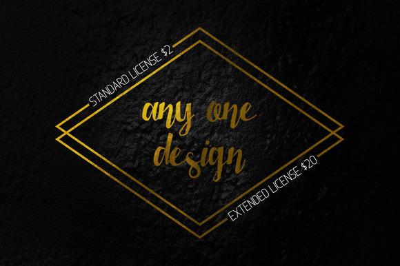 Choose ONE Design