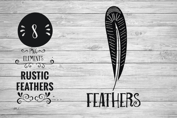 Rustic Feather