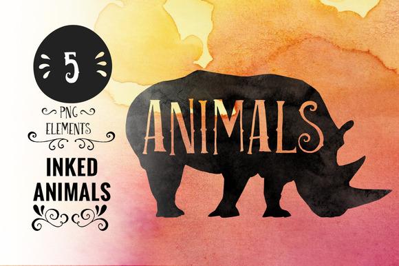 Inked Animals