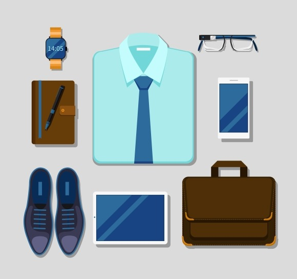 Businessman Gadgets And Accessories