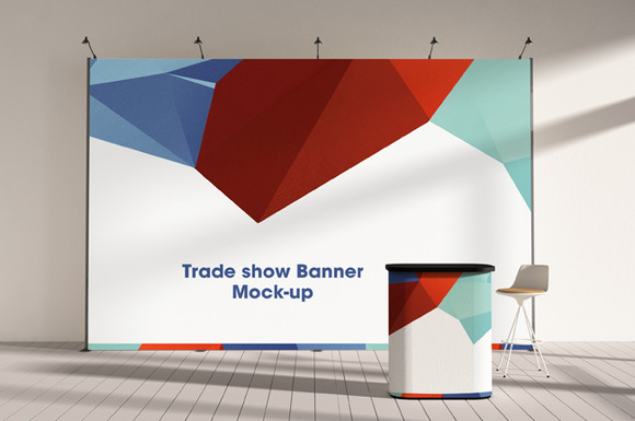 Exhibition Booth Mockup Psd : Trade show display booth mock up vol product mockups on
