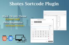 Shotes Shortcode Wordpress Plugins