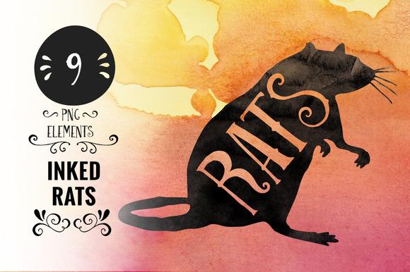 Inked Rats